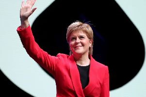 Nicola Sturgeon says Scots should have the right  to choose independence