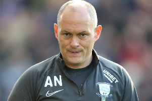 Alex Neil has Preston North End riding high in the Championship. Picture: Lewis Storey/Getty Images