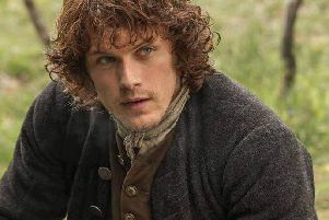 Sam Heughan has become a huge international star since the launch of Sony-Starz series Outlander in 2014.