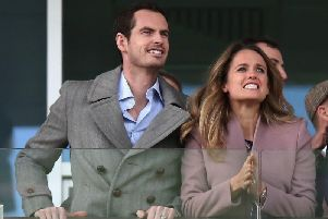 Sir Andy Murray and Kim Sears are said to be celebrating the birth of their first son.