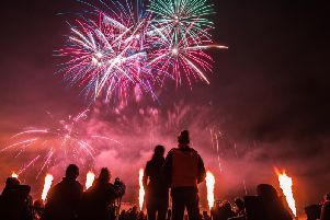 Make sure you don't land yourself in trouble this fireworks season (Photo: Shutterstock)