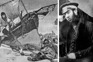 Dr Harry Goodsir was among the 129-strong crew who disappeared on the 1845 Franklin voyage to the Arctic, with mystery still surrounding the deaths of the men. PIC: Contributed/CC.