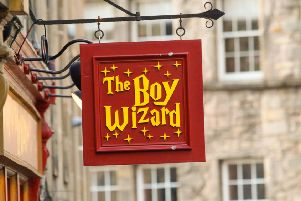'The Boy Wizard' has made the BBC's top 100 list. Picture: TSPL