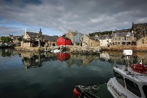 Stromness. A famous seaport with a fascinating maritime heritage. Picture: Destination Orkney