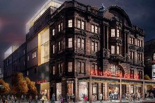 The new-look King's Theatre is due to be unveiled in 2023. Image: Bennetts Associates.