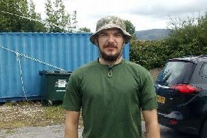 Aidan James, 29, from Formby, Merseyside, had no previous military knowledge when he set out to join the bloody war in 2017, the Old Bailey heard.