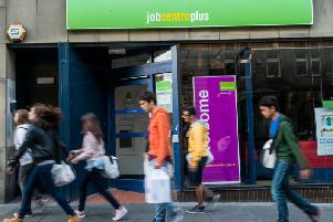 Demand for both permanent workers and short-term staff slowed in October, found Royal Bank of Scotland. Picture: Ian Georgeson