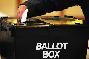 The Scottish public has been called to the polls for nationwide votes on no less than eight occasions in the past five years. Picture: Rui Vieira/PA Wire