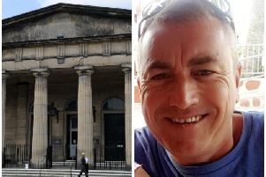 Graeme Hughes died at a property in Perth. Picture: PA