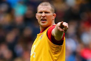 Dylan Hartley has announced his retirement from professional rugby. Picture: Richard Heathcote/Getty Images