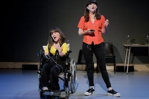 Lisa Hammond and Rachael Spence still have hope, and laughs