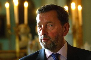 Former home secretary David Blunkett says Jeremy Corbyn's chances of victory are slim. Picture: PA