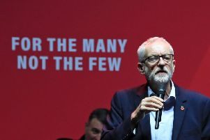 The Conservatives have published a 36-page dossier claiming that a Jeremy Corbyn government would spend 1.2trn over the next five years if it wins power.
