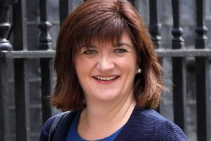 Tory Culture Secretary Nicky Morgan is one of 73 MPs standing down from the Commons. She has citing the abuse she's received as a reason to go.