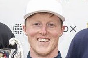 Craig Howie finished third in Alicante