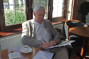 Former Scotsman journalist Kenneth Roy