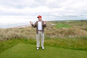 Donald Trump's company was unsuccessful in its legal attempts to stop the offshore windfarm development near his Aberdeenshire course.