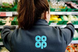 Co-op will take on 60 staff and open seven Scottish stores before the end of November. Picture: Jon Super