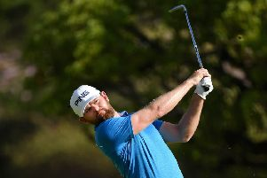 Liam Johnston is upbeat about his trip to the European Tour qualifying school. Picture: Stuart Franklin/Getty Images