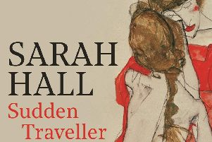 Sudden Traveller, by Sarah Hall
