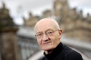 Richard Holloway PIC: Colin Hattersley