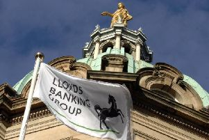 Lloyds acquired Halifax and Bank of Scotland owner HBOS during the financial crisis. Picture: JPIMedia