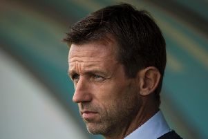 Neil McCann has been interviewed by Hearts for the vacant managerial job.