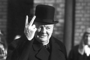 What would Winston Churchill think of the current state of British democracy? Picture: Reg Speller/Getty Images