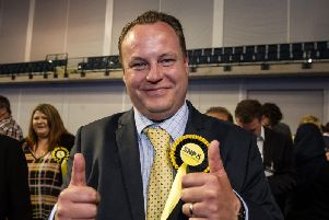 SNP MP Chris Stephens last year presented a bill to eradicate zero hours contracts and tighten up the definition of a worker in UK employment law. Picture: John Devlin