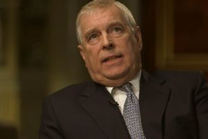 "Prince Andrew stated twice his relationship with Mr Epstein, who died in jail while facing sex trafficking charges, had some ""seriously beneficial outcomes"". Picture: BBC"