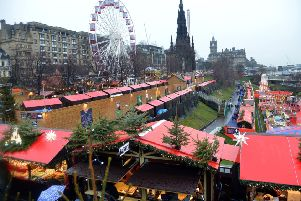 Roddy Smith says Edinburgh's Christmas festivites must not be diluted. Picture: Jon Savage