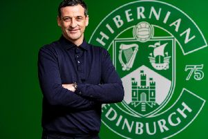 Jack Ross is unveiled as the new head coach of Hibs