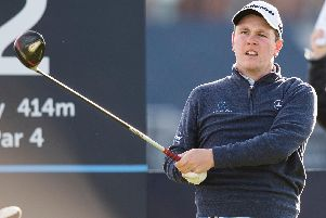 Bob MacIntyre is bidding to become the first Scot to claim the title since Marc Warren in 2006