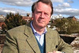 Alister Jack is opposed to another independence referendum