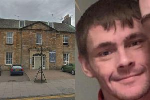 "Jonathon Donaldson was described as a ""very talented chef"" by his boss. Pictures: Police/Google Maps"