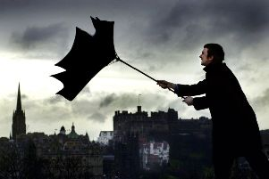 The result of Book Week Scotland's Scots language survey sums up our preoccupation with the nation's often miserable weather. Picture: contributed