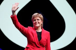 Nicola Sturgeon says private firms are only used on margins of Scots NHS