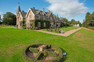 The hotel is seen as offering the chance to develop more luxury accommodation or spa facilities. Picture: Burghmuir Limited