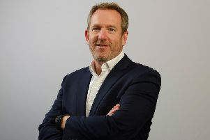 Les Bayne is joint MD of Accenture, Scotland. Picture: contributed.