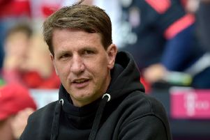 Daniel Stendel has been linked with the Hearts job. Picture: AFP via Getty Images