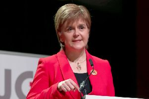 """Nicola Sturgeon says the PM is """"unfit for office"""""""
