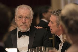 Brian Cox has won huge acclaim for his role as media tycoon Logan Roy in the hit HBO series Succession.