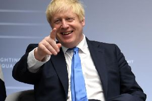 Scots votes could lock Boris Johnson out of power