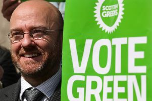 Patrick Harvie said Scots should have the option of voting for independence before the end of any Brexit transition period. Picture: PA