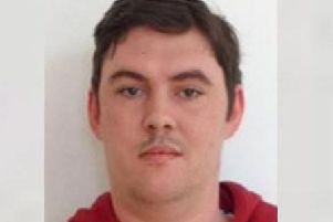 Lee McFadyenwas last seen at 11.45 a.m. yesterday morning.