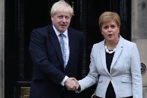 The Prime Minister will head north of the Border for the Scottish Conservatives manifesto launch and has again warned of the danger of a post-election deal between the SNP and Labour which could pave the way for a 2020 referendum double-header.