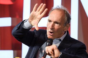 Sir Tim Berners-Lee's 'Contract for the Internet' suggests a set of standards that good internet companies should abide by. Picture: Getty