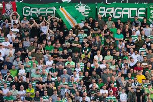 The Green Brigade have hit out at Celtic