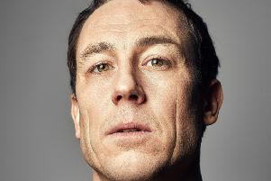 Tobias Menzies PIC:  Rory Lewis/Shutterstock