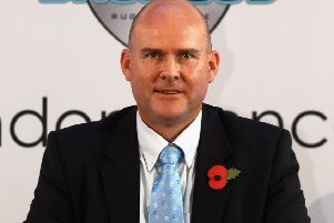 New Cricket Scotland chief executive Gus Mackay. Picture: Bryn Lennon/Getty Images